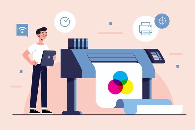 Za visok nivo tiskanja je tiskarna pravo mesto