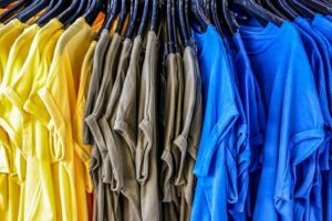Sitotisk je cenjen predvsem pri pripravi promocijskega tekstila.